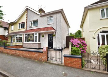 Thumbnail 3 bed semi-detached house for sale in Anston Avenue, Worksop