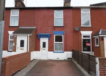 Thumbnail 2 bedroom terraced house to rent in Audley Street, Great Yarmouth