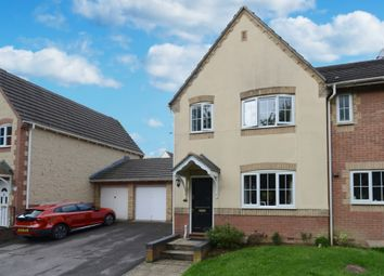 Thumbnail 3 bed end terrace house for sale in Shelley Close, Yeovil