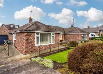 Thumbnail Semi-detached bungalow for sale in Stockwell Lane, Knaresborough, North Yorkshire