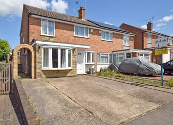 Thumbnail 3 bed semi-detached house for sale in Birling Avenue, Bearsted, Maidstone, Kent