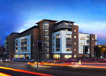 Thumbnail 1 bed flat for sale in The Quadrant, Summer Hill Street, Birmingham