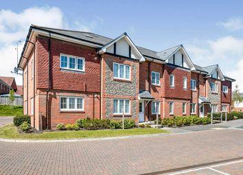Thumbnail 2 bed flat for sale in Landward House, Oak Leaf Way, Horndean, Waterlooville