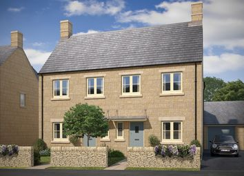 Thumbnail 3 bed semi-detached house for sale in Station Road, Bourton-On-The-Water, Gloucestershire