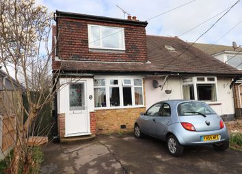 Benfleet, Essex SS7. 2 bed semi-detached house