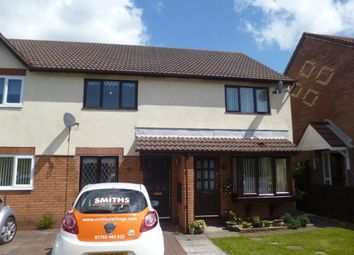 Thumbnail 2 bed property to rent in Ffordd Beck, Gowerton, Swansea