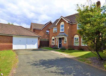 Thumbnail 4 bed detached house for sale in Milton Bridge, Wootton, Northampton