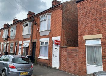 Thumbnail 2 bed end terrace house for sale in Sandhurst Street, Oadby, Leicester