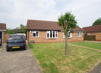Thumbnail 2 bed bungalow for sale in Hastings Drive, Wainfleet, Skegness