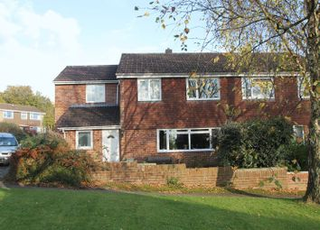 Thumbnail 4 bed semi-detached house for sale in Drake Road, Wells