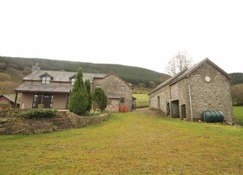 Thumbnail 4 bed detached house for sale in Penybontfawr, Oswestry