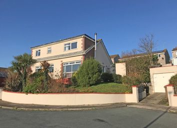 Thumbnail 5 bed detached house for sale in Bearsdown Close, Eggbuckland, Plymouth
