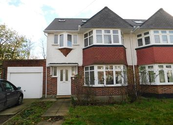 Thumbnail 4 bed semi-detached house for sale in Bridge Way, Whitton