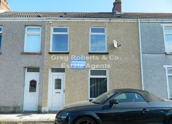 Thumbnail 3 bed terraced house for sale in Glyn Street, Abertysswg, Caerphilly County.