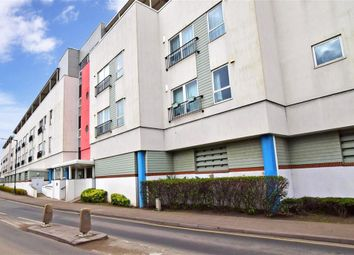 Thumbnail 1 bed flat for sale in Canal Road, Gravesend, Kent