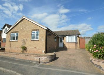 Thumbnail 4 bed detached bungalow for sale in Ashlands Way, Narborough, Leicester