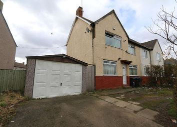Thumbnail 3 bedroom semi-detached house for sale in Marton Grove Road, Middlesbrough, London