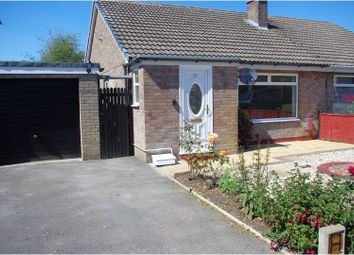 Thumbnail 2 bed semi-detached bungalow for sale in Chantry Road, Northallerton