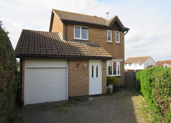 Thumbnail 3 bed detached house for sale in Hosford Close, Plymstock, Plymouth