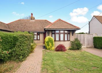 Thumbnail 4 bed bungalow for sale in Herne Bay Road, Sturry, Canterbury, Kent