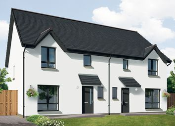 Thumbnail 3 bed semi-detached house for sale in Lathro Farm, Off The A922/South Street, Kinross