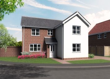 Thumbnail 4 bed detached house for sale in Plot 19, Barn Owl Close, Reedham