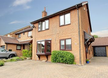 Thumbnail 4 bed detached house for sale in Ferguson Road, Walkington, Beverley, East Yorkshire