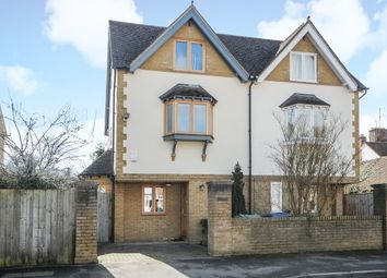 Thumbnail 2 bed semi-detached house to rent in Victoria Road, Oxford
