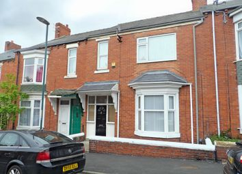 Thumbnail 3 bed terraced house for sale in Alnwick Road, South Shields