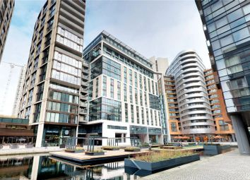 Thumbnail 2 bed flat for sale in 4 Merchant Square, London