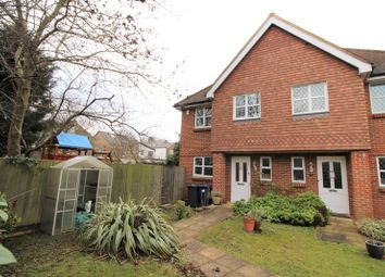 Thumbnail 4 bed semi-detached house for sale in Knebworth Close, New Barnet, Barnet