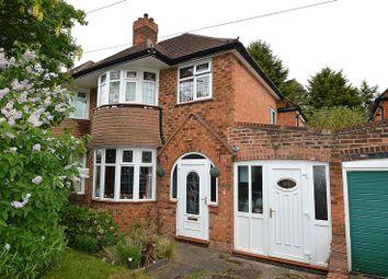 Thumbnail 3 bed semi-detached house for sale in Westridge Road, Kings Heath, Birmingham