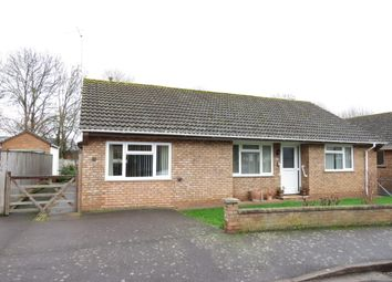 Thumbnail 2 bed detached bungalow for sale in Dovetons Drive, Williton, Taunton