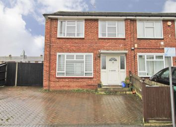 Thumbnail 3 bed semi-detached house for sale in Mount Pleasant, Harefield
