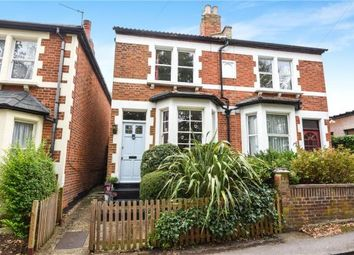 Thumbnail 4 bed semi-detached house for sale in Bridge Road, Sunninghill, Ascot
