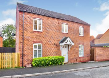 3 bed detached house for sale in Heybridge Road, Humberstone, Leicester LE5