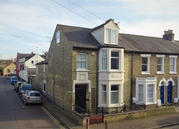 Thumbnail 4 bed end terrace house for sale in Mawson Road, Cambridge