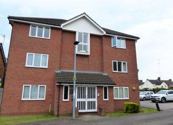 Thumbnail 2 bed flat for sale in Flamborough Close, Peterborough