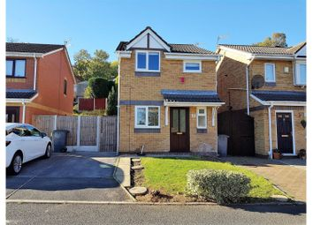 Thumbnail 3 bed detached house for sale in Shelburne Street, Stoke-On-Trent