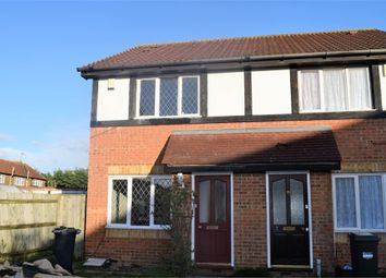 Thumbnail 2 bedroom semi-detached house to rent in Churchill Close, Feltham, Greater London