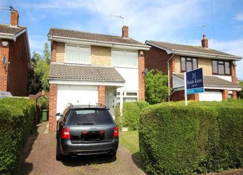 Thumbnail 3 bed detached house to rent in Teal Avenue, Poynton, Stockport