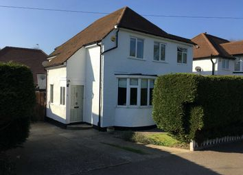 Thumbnail 3 bed detached house for sale in Lovibonds Avenue, Farnborough, Orpington