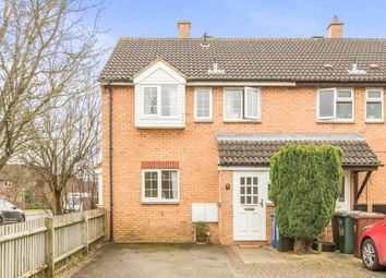 Thumbnail 3 bedroom end terrace house for sale in Hendon Place, Bicester, Oxfordshire, Uk
