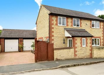 Thumbnail 4 bedroom detached house for sale in Westrop, Highworth, Wiltshire