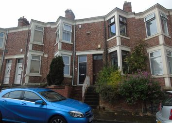 Thumbnail 2 bed terraced house for sale in Fern Dene Road, Bensham, Gateshead