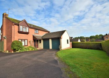 4 bed detached house for sale in Lockyer Crescent, Tiverton, Devon EX16
