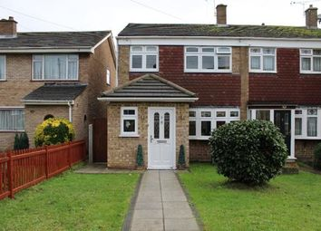 Thumbnail 3 bed semi-detached house to rent in Hornchurch, Essex