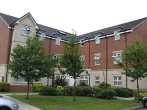 Thumbnail 2 bedroom flat to rent in Sydney Court, New Belvedere Close, Stretford