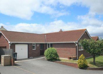 Thumbnail 3 bed bungalow to rent in Veryan Close, Secmaton Lane, Dawlish