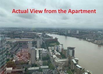 2 bed flat for sale in Landmark Pinnacle, 10 Marsh Wall, Canary Wharf E14